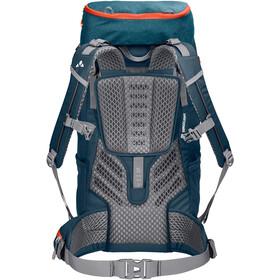 VAUDE Asymmetric 38+8 Backpack Damen blue sapphire